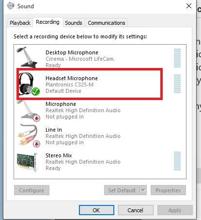 скачать драйвер для микрофона Windows 10 - фото 6