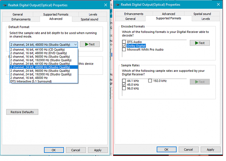 Cannot get 5.1 to play out of Realtek (Optical)card other than in test-realtek-audio-issue1.png