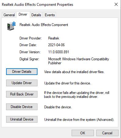 Realtek Audio Console REQUIRES a Realtek HD (UAD) Driver!!-s1.png
