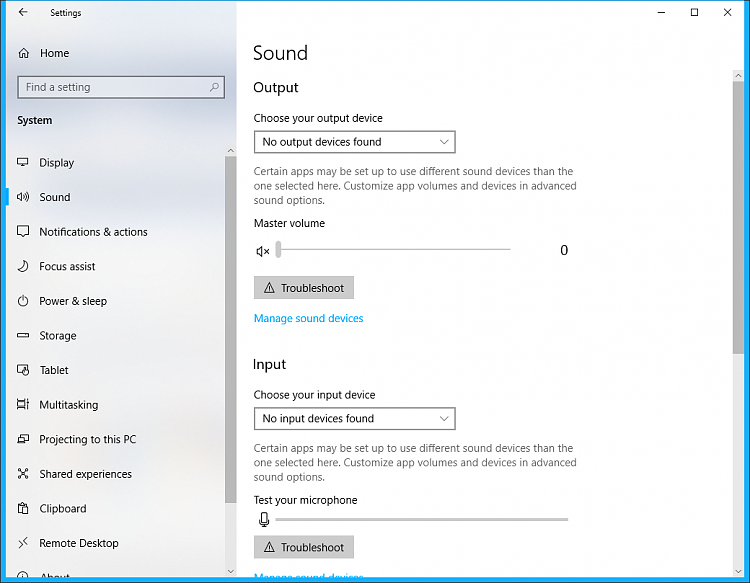 No audio device found but there is in Control Panel-sound-settings.png