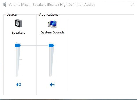 Click image for larger version.  Name:volume mixer.jpg Views:12 Size:42.4 KB ID:56940