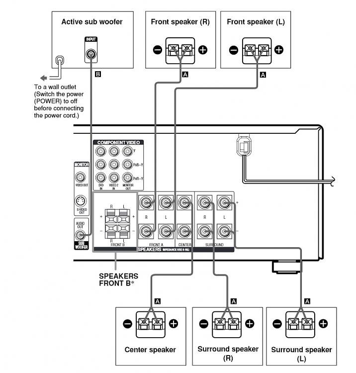 logitech z506 schematic diagram