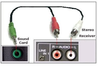 Desktop Audio: Old 5.1 Home Theater System vs. New Powers Speakers ...