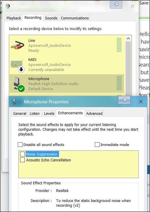 Echo sound in windows 10 | Sound Recorder Windows 10 for Windows