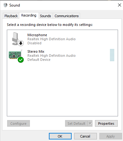 Computer won't recognize headset microphone Solved - Windows 10 Forums