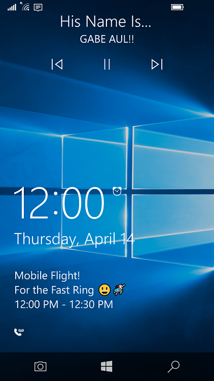 Announcing Windows 10 Mobile Insider Preview Build 14322-7media-controls-lock-screen-576x1024.png