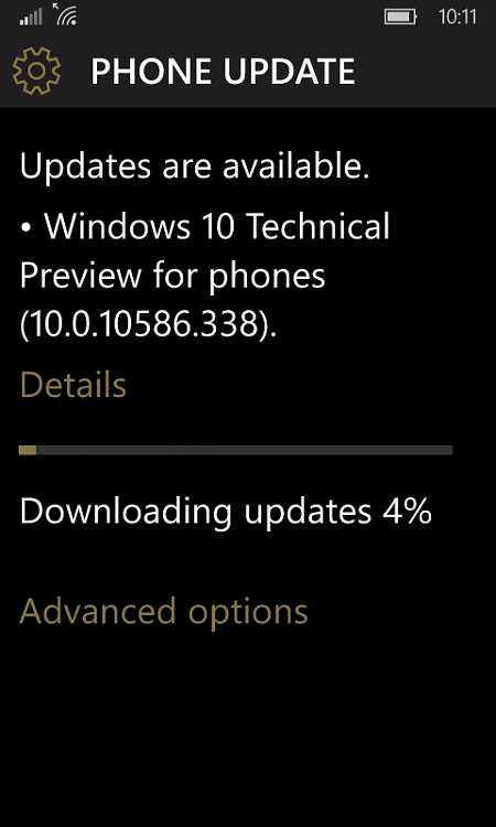 Windows 10 Mobile Insider build 10586.338 to Release Preview Ring-1.png
