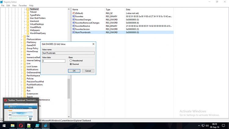 Change Taskbar Thumbnail Threshold to Show List in Windows 10-takslist.png