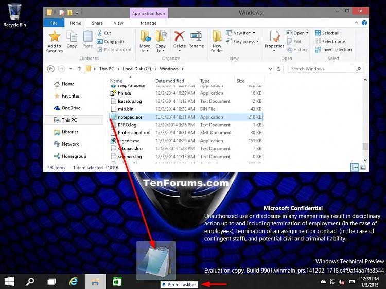 'Pin to taskbar' and 'Unpin from taskbar' Apps in Windows 10-drag_to_taskbar.jpg