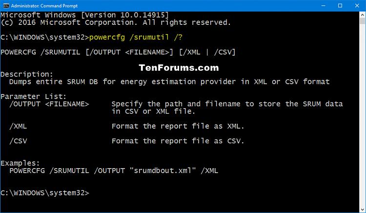 Click image for larger version.  Name:powercfg_srumutil_usage.png Views:108 Size:32.2 KB ID:101082