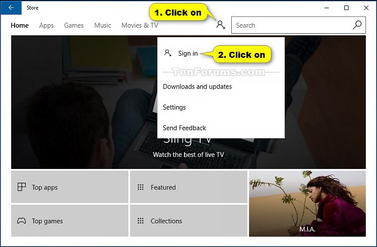 Sign in Store with Different Account in Windows 10-store_sign_in-1.jpg