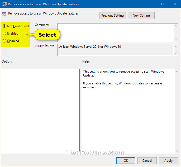 Enable or Disable Check for Windows Updates in Windows 10-check_for_updates_gpedit-2.png
