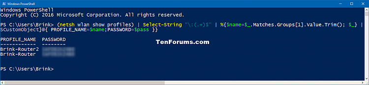 Click image for larger version.  Name:Wireless_password_PowerShell.png Views:792 Size:34.8 KB ID:103432