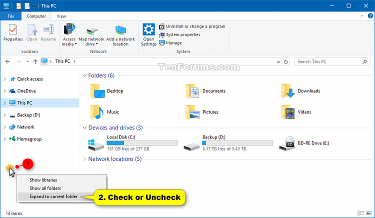 Turn On or Off Navigation Pane Expand to Open Folder in Windows 10-expand_to_current_folder.png