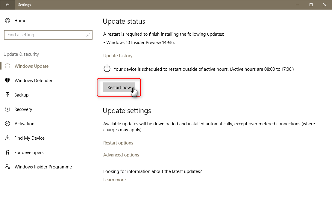 how to create iso image file of windows 10
