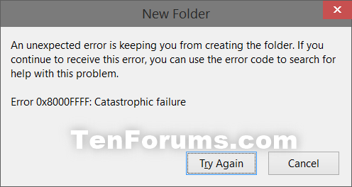 Name:  error_0x8000FFFF_Catastrophic_failure.png