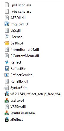Name:  macrium installed.JPG Views: 94 Size:  26.2 KB