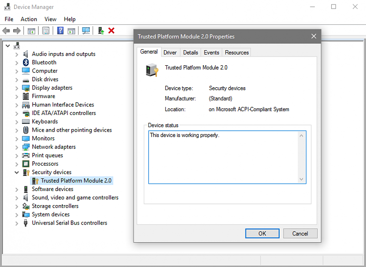 Verify Trusted Platform Module (TPM) Chip on Windows PC-dev-man.png