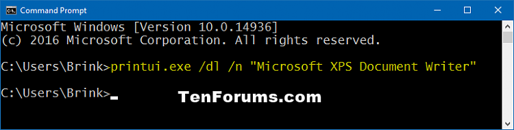 Click image for larger version.  Name:Remove_Microsoft_XPS_Document_Writer-Command.png Views:84 Size:11.6 KB ID:104740