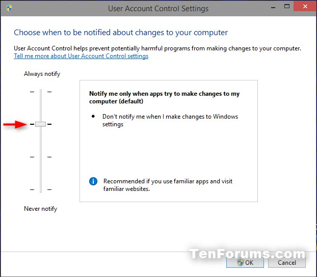 Change User Account Control (UAC) Settings in Windows 10-uac_default.jpg