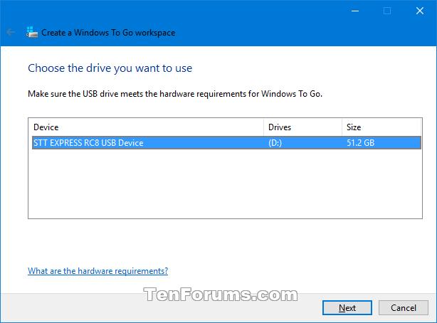 Create Windows To Go Workspace USB in Windows 10-create_windows_to_go_workspace-1.png