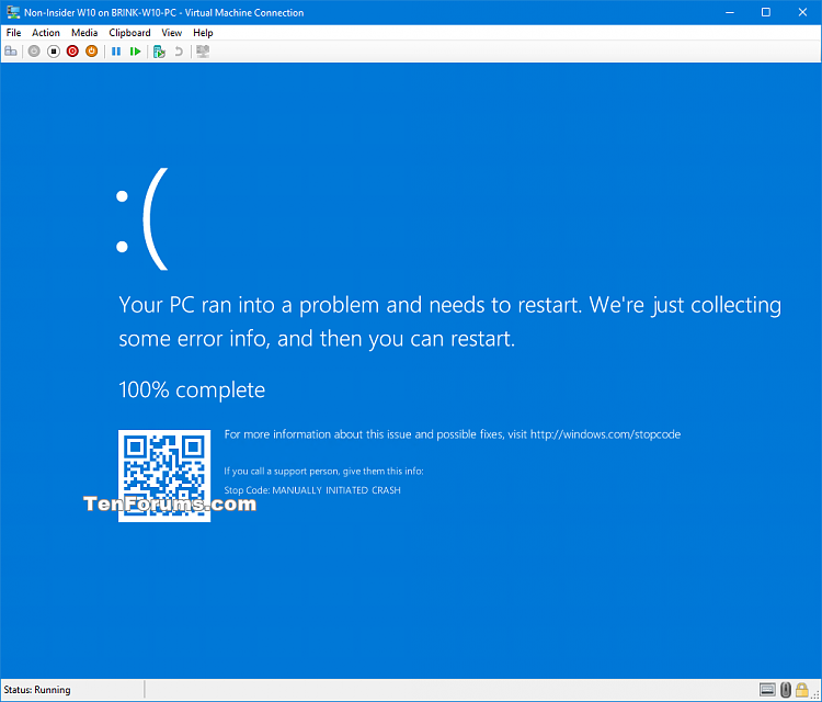 Click image for larger version.  Name:Hyper-V_BSOD.png Views:46 Size:87.9 KB ID:107416