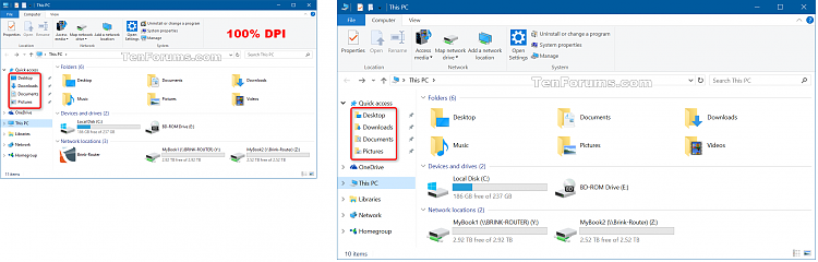 Change DPI Scaling Level for Displays in Windows 10-quick_access_100_dpi.png