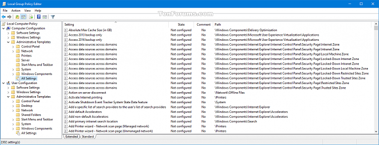 Click image for larger version.  Name:Local_Group_Policy_Editor.png Views:275 Size:102.4 KB ID:108365