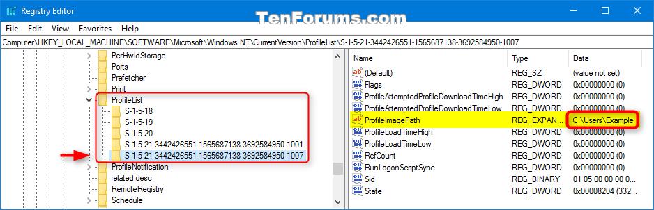 Delete User Profile in Windows 10 | Tutorials