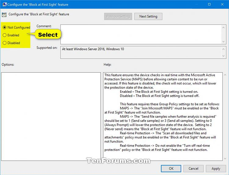 Click image for larger version.  Name:Configure_Block_at_First_Site_gpedit-2.jpg Views:441 Size:150.9 KB ID:110783