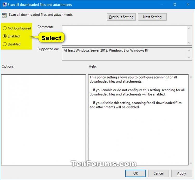 Enable Windows Defender Block at First Sight in Windows 10-scan_all_gpedit-2.jpg