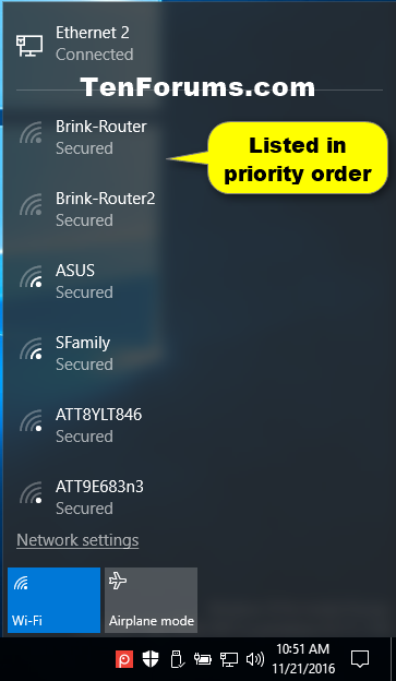 windows 10 cant see wifi connections