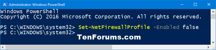 Name:  Turn_off_Windows_Firewall-PowerShell.png Views: 7144 Size:  12.4 KB