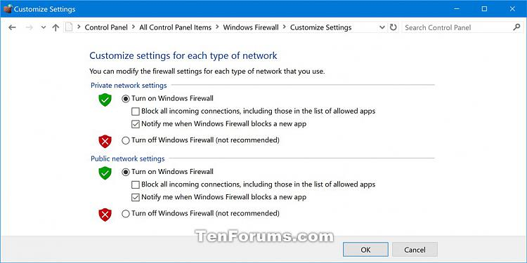 Click image for larger version.  Name:Windows_Firewall_Customize_Settings.jpg Views:685 Size:92.0 KB ID:111369