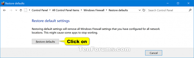 Click image for larger version.  Name:Windows_Firewall_Restore_defaults-2.png Views:151 Size:70.0 KB ID:111373