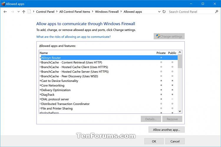Click image for larger version.  Name:Windows_Firewall_Alllowed_Apps.jpg Views:81 Size:112.1 KB ID:111383