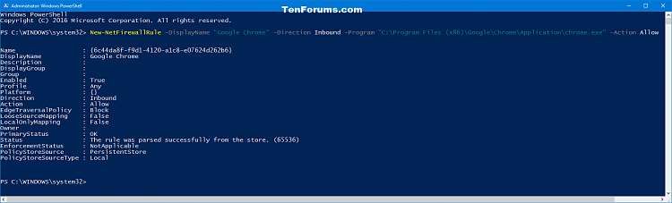 Click image for larger version.  Name:Allow_app_through_Windows_Firewall_PowerShell.png Views:374 Size:37.3 KB ID:111629