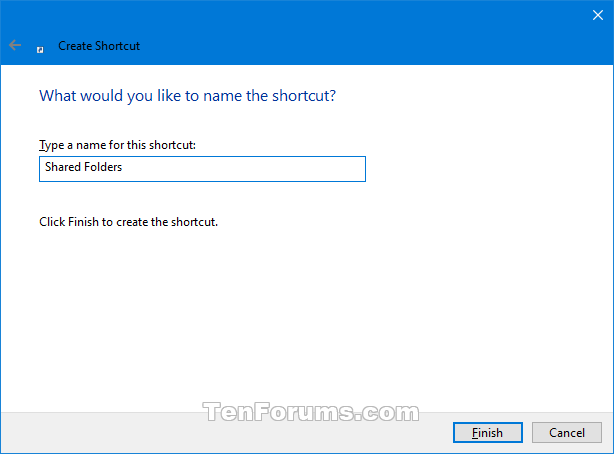 10 Clever Creative Shared Bedrooms Part 2: Create Shared Folders Shortcut In Windows 10