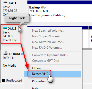 how to create disc image windows 10