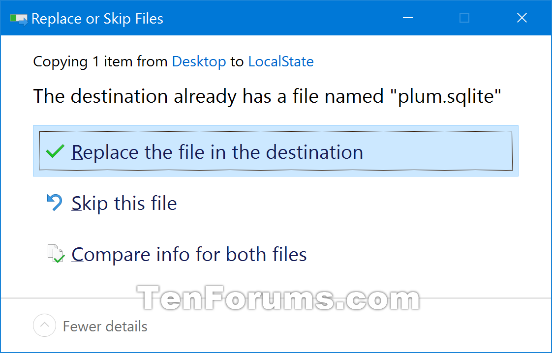 Sticky Notes Exe Location Windows 10