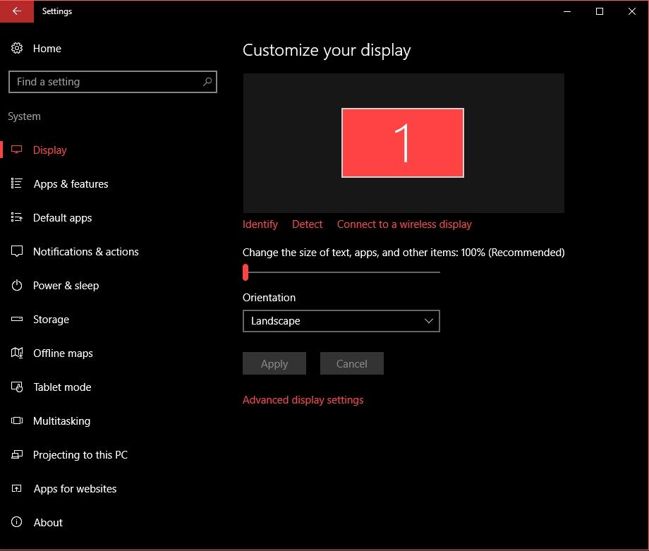 Adjust Screen Brightness in Windows 10 | Tutorials