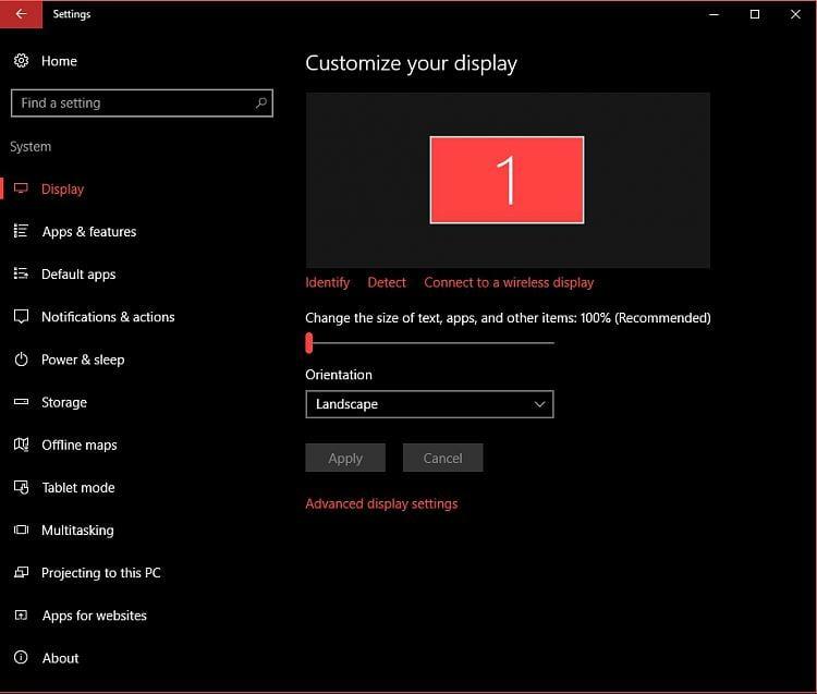 how to change sreen brightness on samsumg desktop
