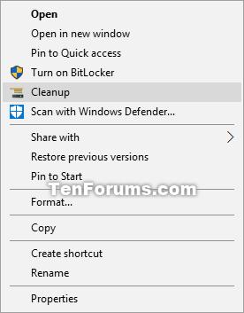 Name:  Cleanup_context_menu.png Views: 849 Size:  11.6 KB