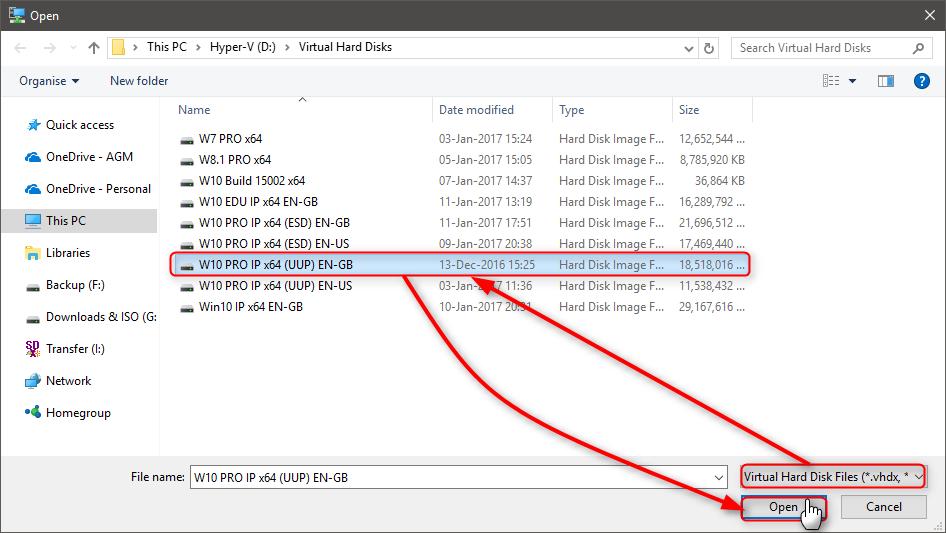 Hyper-V Quick Create - Create or Copy a Virtual Machine | Tutorials