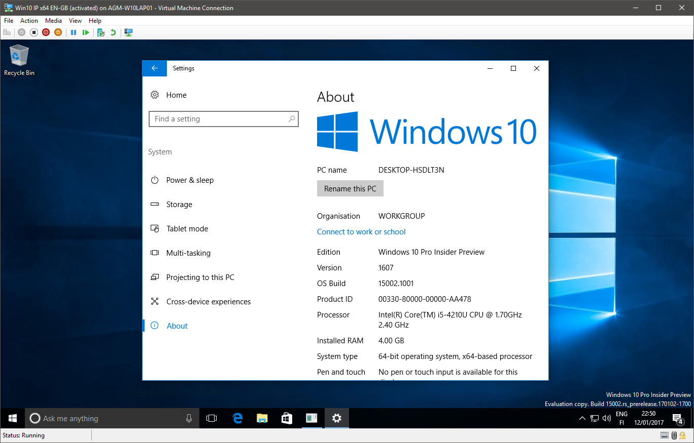 ESD to ISO - Create Bootable ISO from Windows 10 ESD File