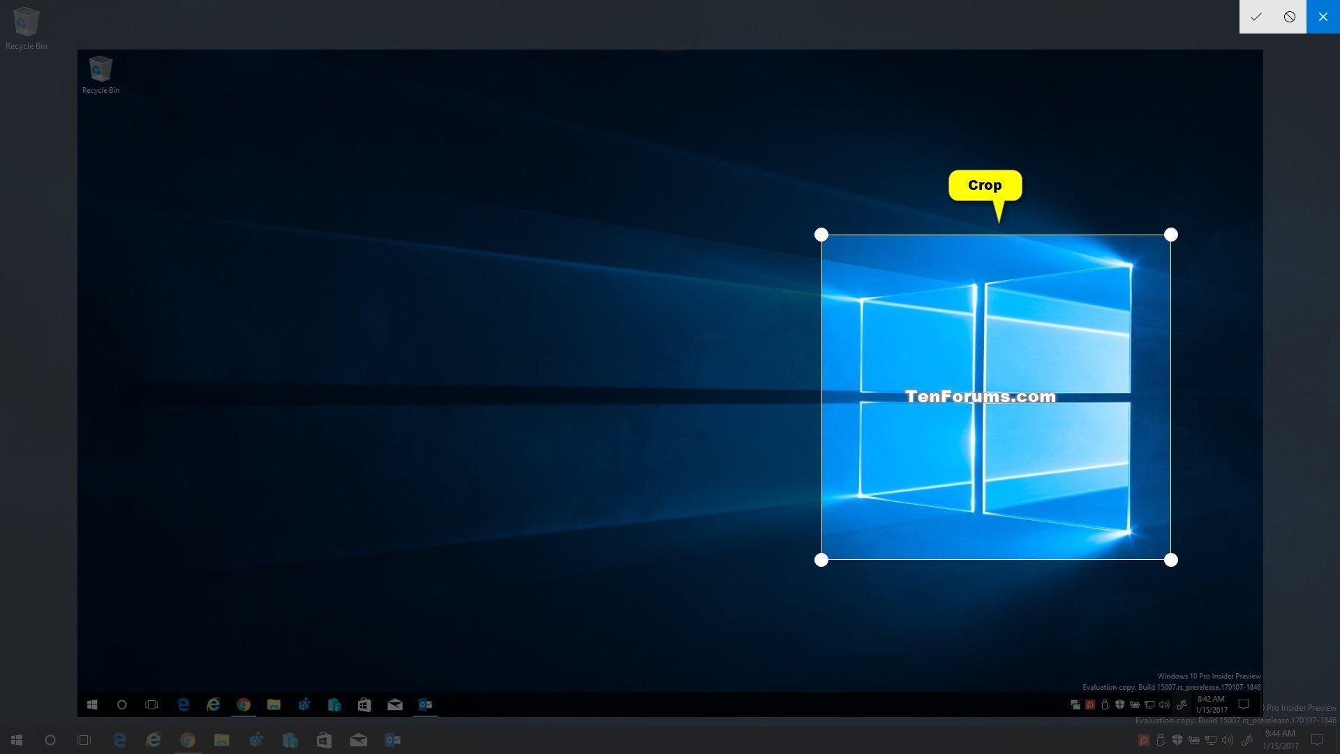 Take Screenshot in Windows 10 | Tutorials