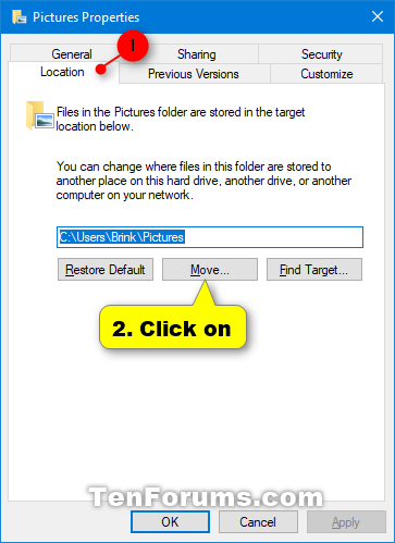 Name:  Move_Pictures_folder_location-3.png Views: 18197 Size:  25.8 KB