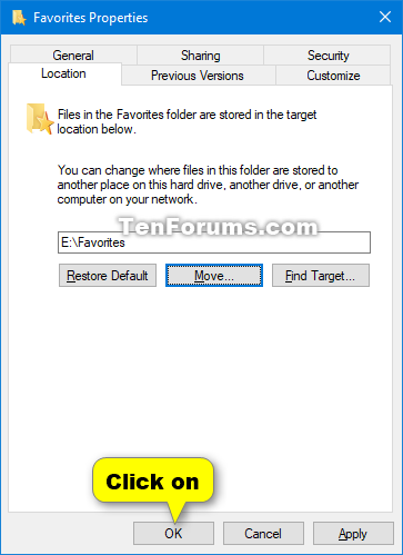 Move Location of Favorites Folder in Windows 10-move_favorites_folder_location-6.png