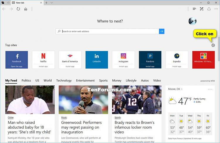 Click image for larger version.  Name:Customize_New_tab_page_in_Microsoft_Edge-1.jpg Views:1126 Size:129.9 KB ID:117450