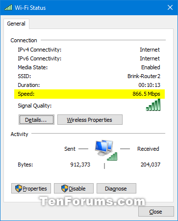 See Network Adapter Speed in Windows 10-network_adapter_speed-2.png